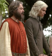 Viserys & Illyrio 1x01