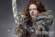 EW Ygritte promo shoot