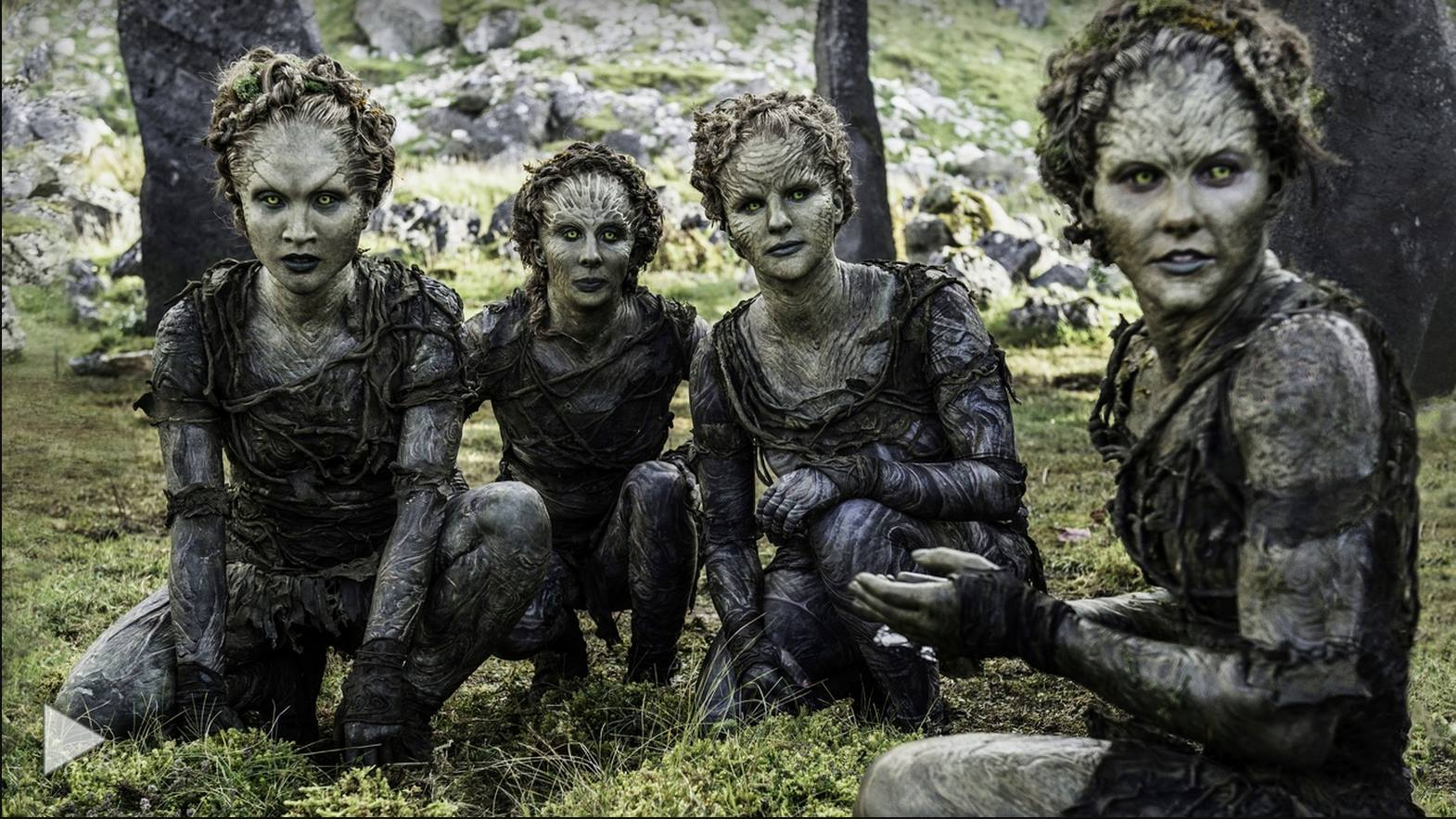 Image result for game of thrones children of the forest