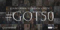 Countdown to Season 6