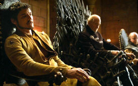 Oberyn Martell in The Laws of Gods and Men