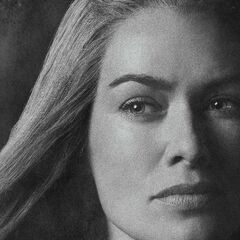 Cersei in Season 4 promotional image.