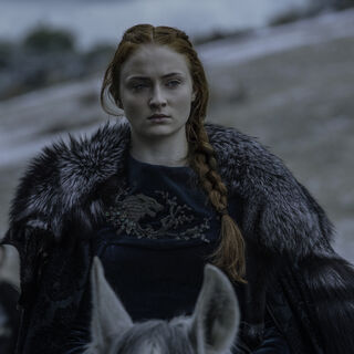 Sansa in Staffel 6