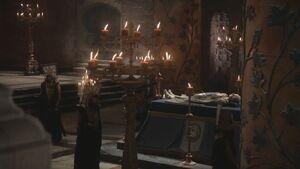 101 Jon Arryn Bestattung