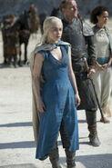 Daenerys costume Siege of Meereen