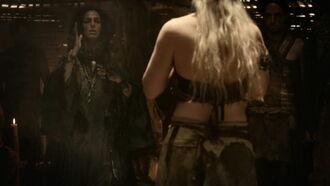 Dosh khaleen and Daenerys