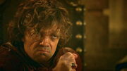 Tyrion threatens