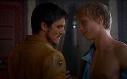 Olyvar-and-Oberyn