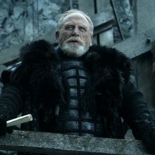 997. Lord Kommandant der Nachtwache Jeor Mormont