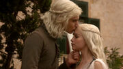 Daenerys e Viserys