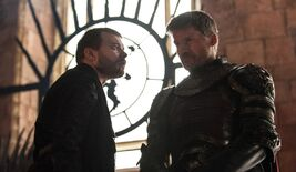 Euron and Jaime Queens Justice