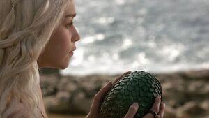 101 Daenerys erhält Dracheneier