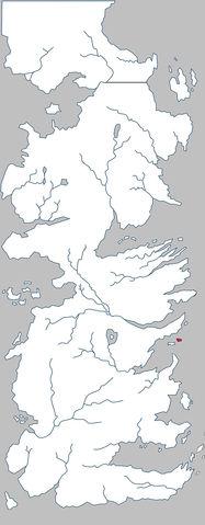 Dragonstone map