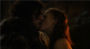 Kissed-by-fire-jon-and-ygritte