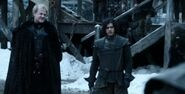 Jon and Alliser 1x03