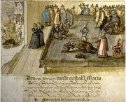 Maria Stuart Execution