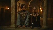 Loras and Cersei 3x08