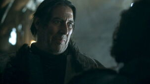 Mance Rayder and Jon 3x01