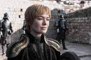 Cersei-Lannister-801-Kings-Landing-Red-Keep-Battlements-Season-8
