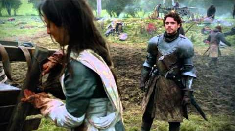 Robb Stark falls in love - Talisa