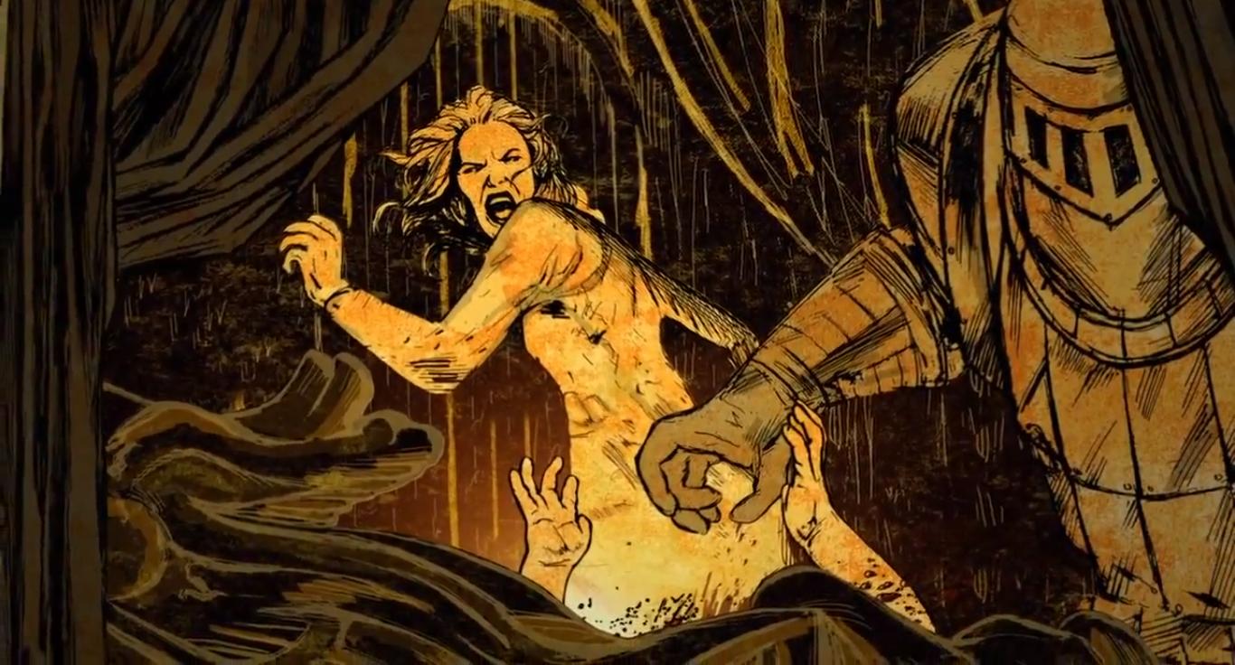 Naked women sucking pussy