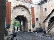 Внутри замка Риверран