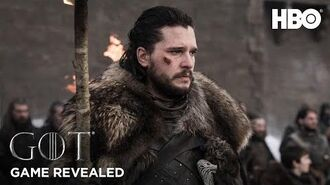 Game of Thrones Season 8 Episode 4 Game Revealed (HBO)