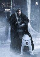Threezero Jon Snow