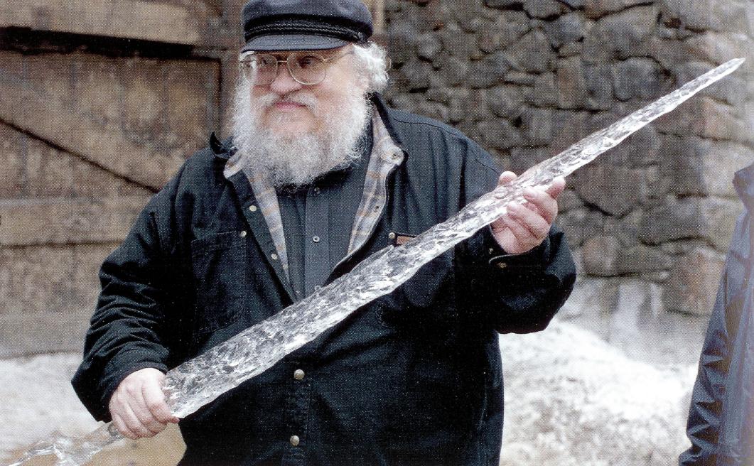 White Walker Ice Blade Game Of Thrones Wiki Fandom