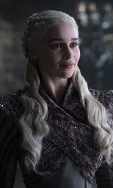 Daenerys Season 8