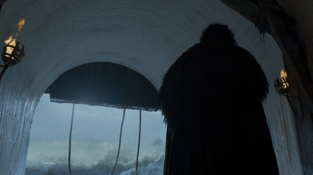 File:Jon goes beyond the Wall.png