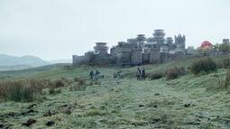 Winterfell Exterior