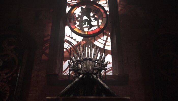 Железный трон из заставки