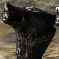 Znacznik na mapie, reprezentujący siły Starków.