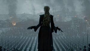806 Daenerys hält eine Rede