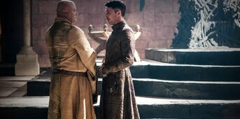 Baelish Varys the climb