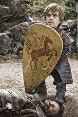 Tyrion Lannister in the Vale