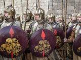 Золотые мечи