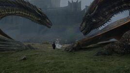 706 Daenerys Tyrion Viserion Rhaegal