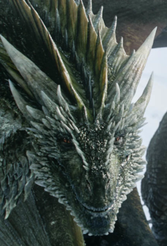 Rhaegal | Game of Thrones Wiki | FANDOM powered by Wikia