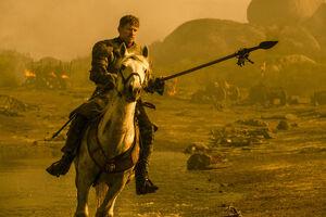 704 Jaime reitet