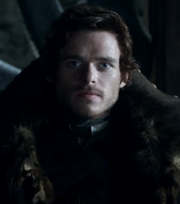 Lord Robb in Winterfell