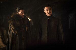 702 Jon Schnee und Petyr Baelish