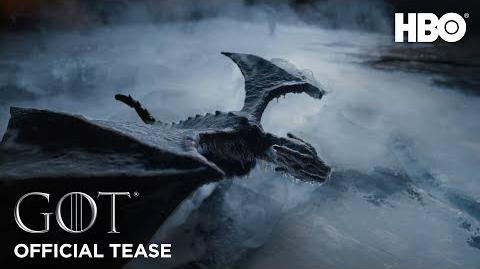 Game of Thrones Season 8 Official Tease Dragonstone (HBO)