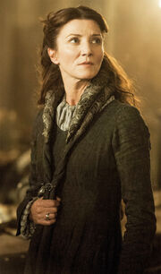 Catelyn Stark in The Rains of Castamere