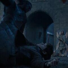 Ramsay bity przez Jona.