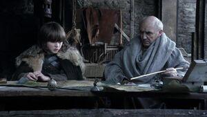 105 Luwin unterrichtet Bran