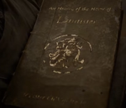 An History of the House of Lannister
