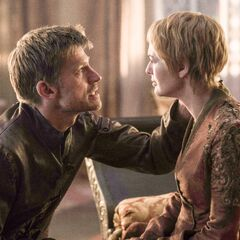 Jaime i Cersei.
