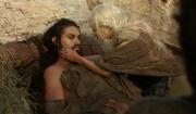 Dany e o corpo vegetal de Drogo